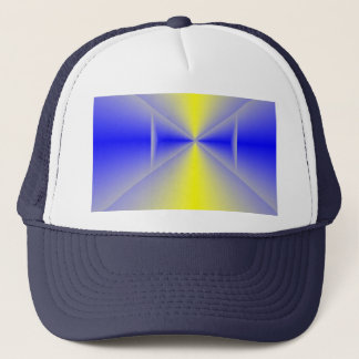 Cybernetic Sunrise Baseball Cap