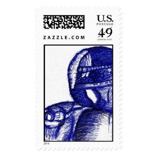 cyberneticninja postage stamp