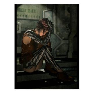 Cybernetics - Post Card