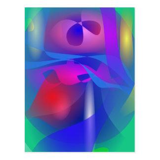 Cybernetics Postcard