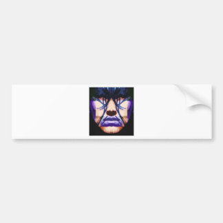 cyberpunk bumper sticker