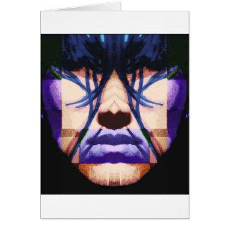 cyberpunk card