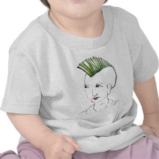 Cyberpunk Grrllzzz!!! Shirt