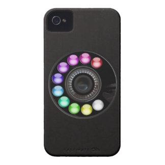 Cyberpunk Iconic Orbs Blackberry Bold Case-Mate iPhone 4 Case