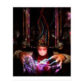 Cyberpunk - Mad skills Postcard