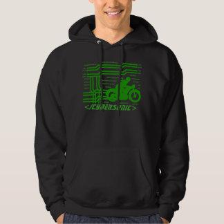 Cybersonic Hooded Sweatshirt! Hoodie