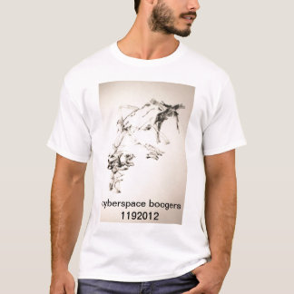 cyberspace boogers 1192012 T-Shirt