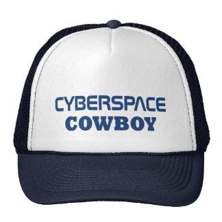 Cyberspace Cowboy Trucker Hat