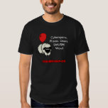 Cyberspace. Places. Users. SMUSH! Wow! T-Shirt