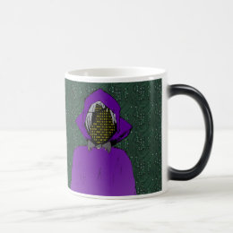 CyberWorld Magic Mug