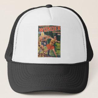 Cybor, Snake and Warrior Maiden Trucker Hat