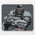 Cyborg Alfombrillas De Ratones