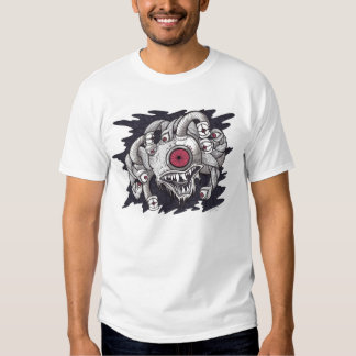 Cyborg Beholder Shirt
