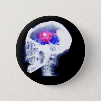 Cyborg Brain Button