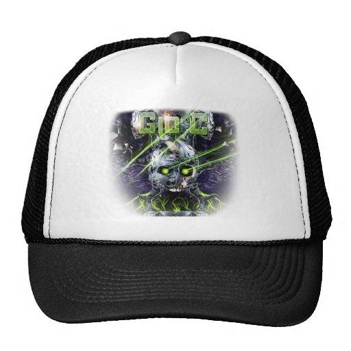 cyborg-camiseta gorras de camionero