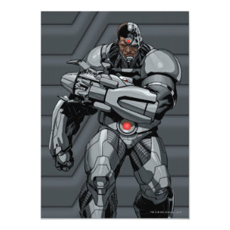 Cyborg Card
