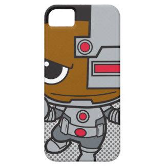 Cyborg de Chibi iPhone 5 Case-Mate Protector