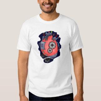 Cyborg Heart Tee Shirt