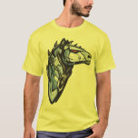 Cyborg Horse 6 T-Shirt