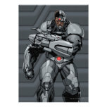 Cyborg Invitation