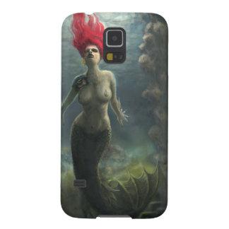 Cyborg Mermaid galaxy case