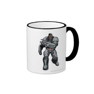 Cyborg Ringer Coffee Mug