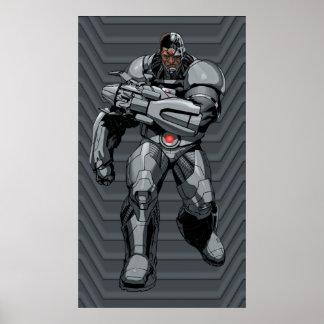 Cyborg Póster