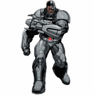 Cyborg Statuette