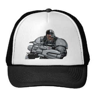 Cyborg Trucker Hat