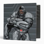 Cyborg Vinyl Binder
