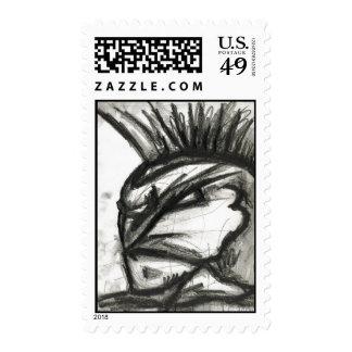 cyborgknight stamp
