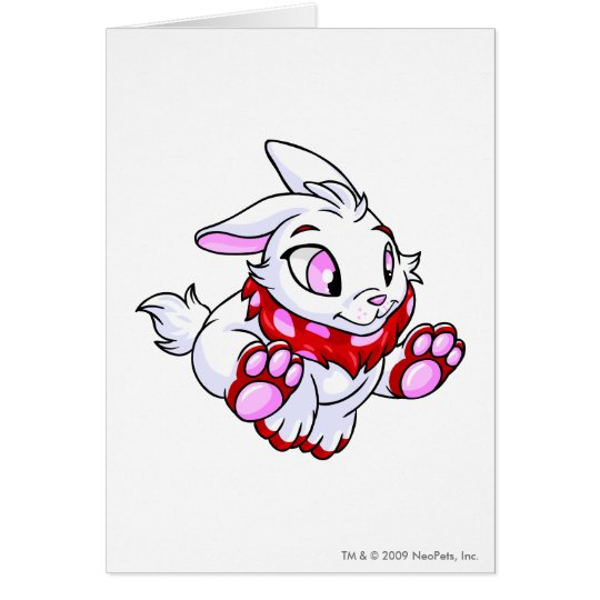 Cybunny Red Card