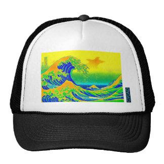 CYCAD Great Wave off Kanagawa Hat