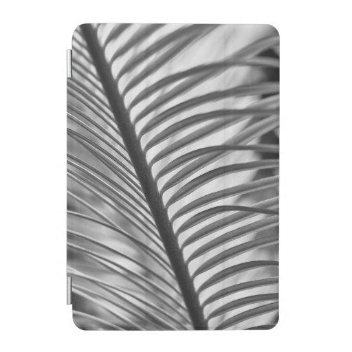 Cycas leaf the shadows iPad mini cover