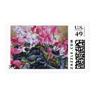 Cyclamen 2004 postage