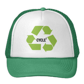 Cycle 2 trucker hat