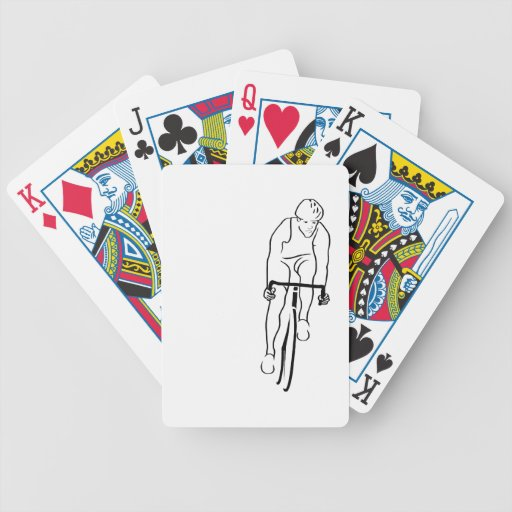 Cycle Bicycle Playing Cards