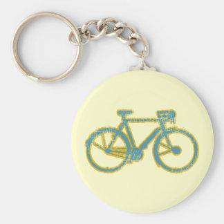 cycle / biking / cycling keychain