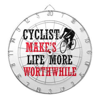 cycle design dartboard