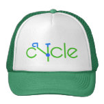 Cycle - earth hats