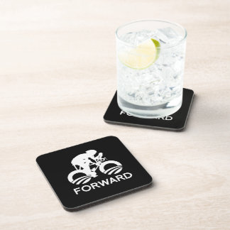 CYCLE FORWARD WITH OBAMA -.png Coasters