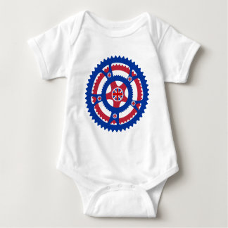 Cycle Great Britain Baby Bodysuit