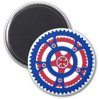 Cycle Great Britain Magnet
