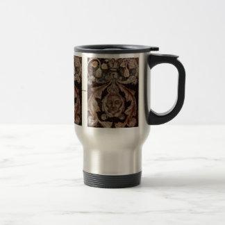 Cycle Of Frescoes In The Peruzzi Chapel Mug
