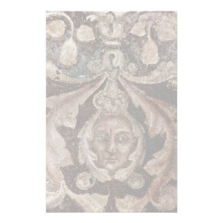 Cycle Of Frescoes In The Peruzzi Chapel Personalized Stationery