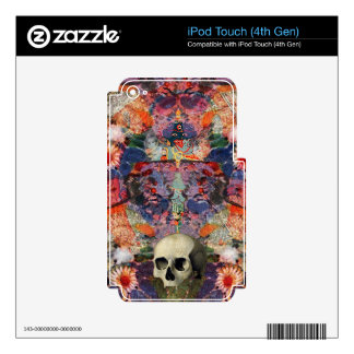 Cycle of Life Decals For iPod Touch 4G