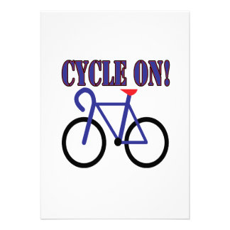 Cycle On 2 Card