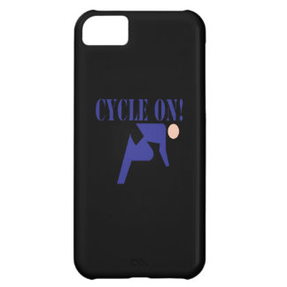 Cycle On iPhone 5C Case