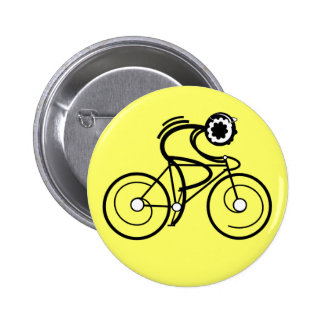 CYCLE ON! Racer Button