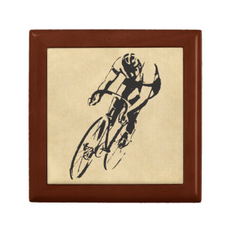 Cycle Racing Velodrome Gift Box